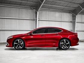 Ver foto 5 de Acura TLX Concept 2014
