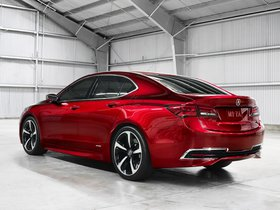 Ver foto 4 de Acura TLX Concept 2014