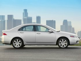 Ver foto 9 de Acura TSX 2005