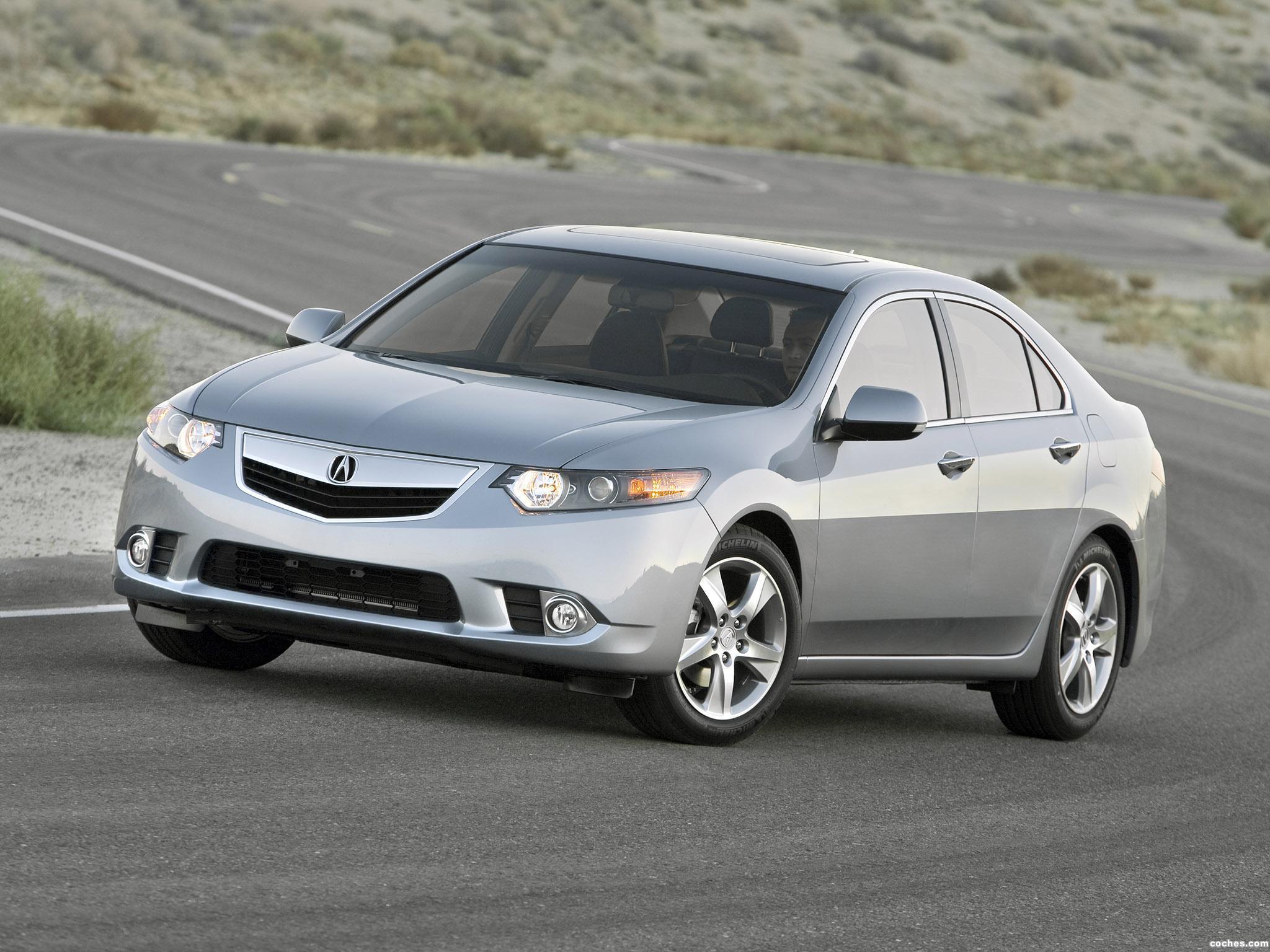 Foto 0 de Acura TSX Sedan 2011