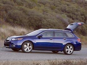 Ver foto 25 de Acura TSX Sport Wagon 2010