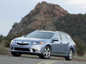 Ver foto 21 de Acura TSX Sport Wagon 2010