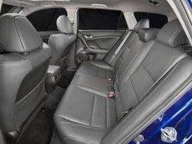 Ver foto 11 de Acura TSX Sport Wagon 2010