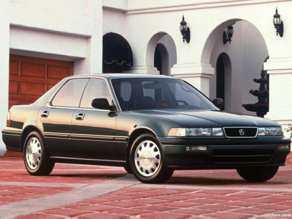 Foto 0 de Acura Vigor 1992