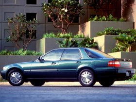 Ver foto 6 de Acura Vigor 1992
