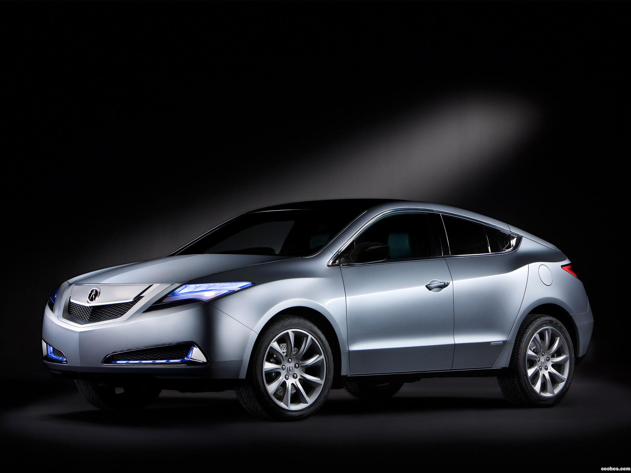 Foto 0 de Acura ZDX Concept 2009