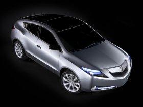Ver foto 3 de Acura ZDX Concept 2009