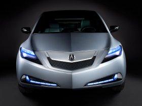 Ver foto 6 de Acura ZDX Concept 2009