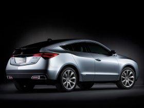 Ver foto 5 de Acura ZDX Concept 2009