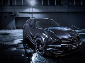 Fotos de AHG-Sports Infiniti QX70 2015