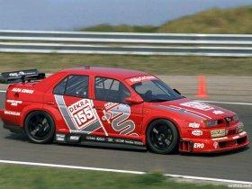 Ver foto 9 de Alfa Romeo 155 2.5 V6 TI DTM 1993