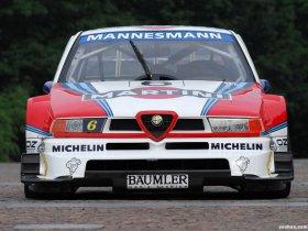 Ver foto 3 de Alfa Romeo 155 2.5 V6 TI DTM 1993