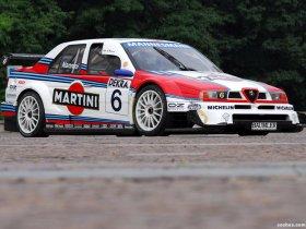Ver foto 2 de Alfa Romeo 155 2.5 V6 TI DTM 1993