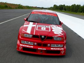 Ver foto 18 de Alfa Romeo 155 2.5 V6 TI DTM 1993