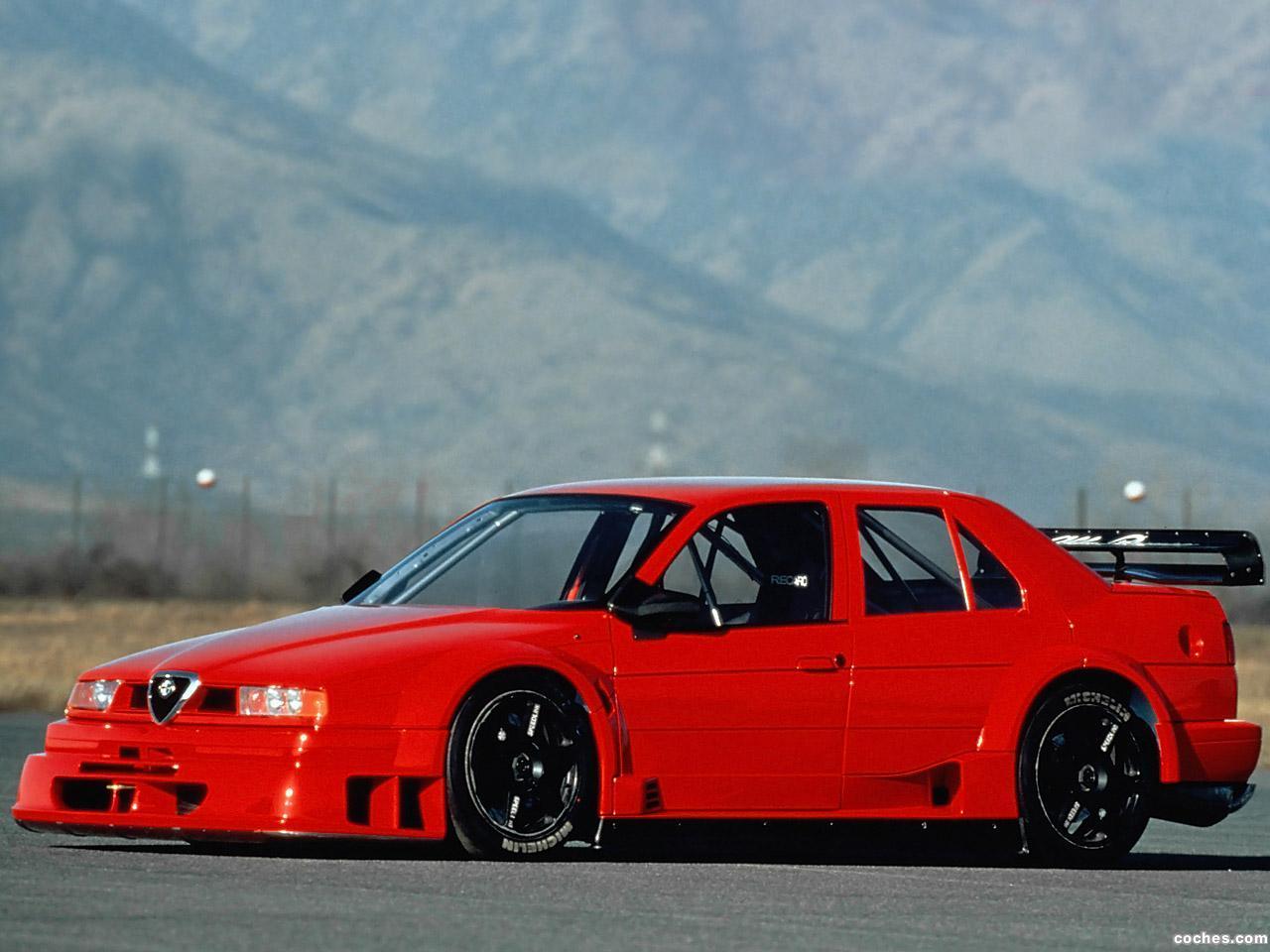 Foto 2 de Alfa Romeo 155 2.5 V6 Ti DTM 1994