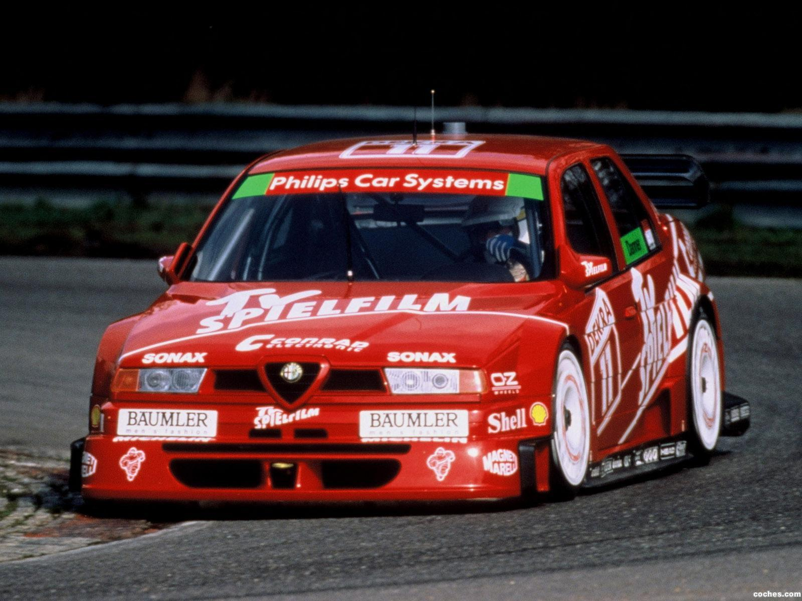 Foto 0 de Alfa Romeo 155 2.5 V6 Ti DTM 1994
