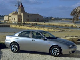 Ver foto 6 de Alfa Romeo 156 1998