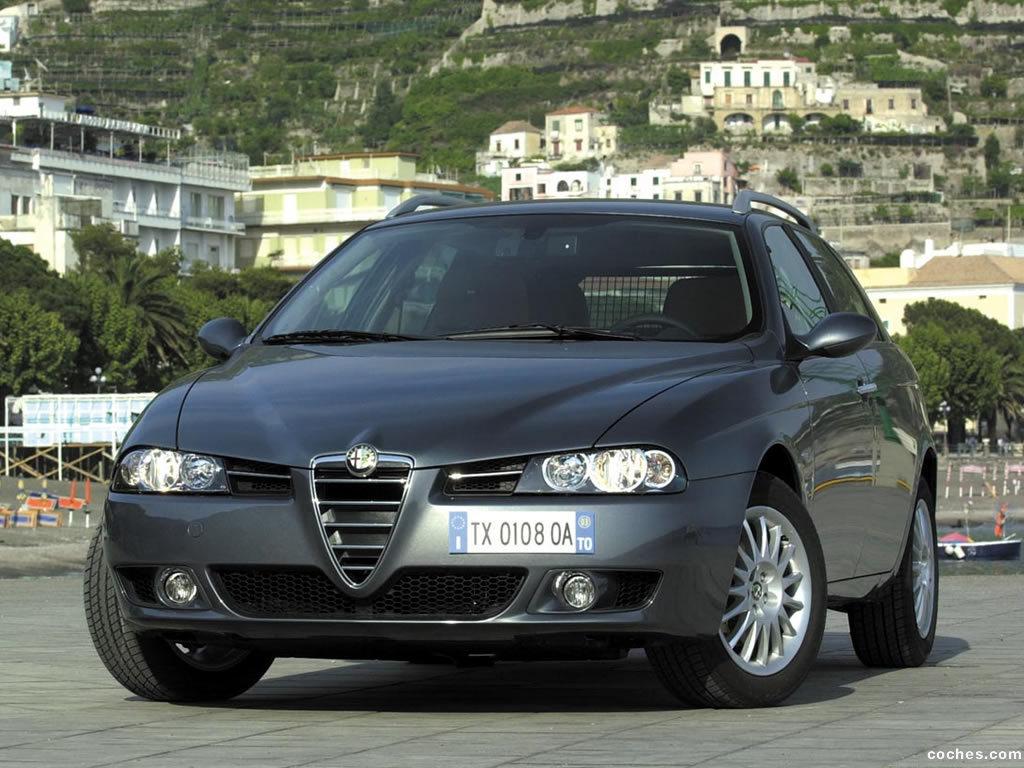 Foto 0 de Alfa Romeo 156 2003