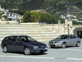Ver foto 2 de Alfa Romeo 156 2003