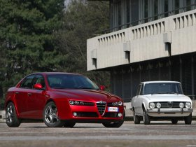 Ver foto 10 de Alfa Romeo 159 1750 TBi 2009