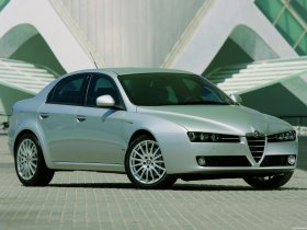Ver foto 1 de Alfa Romeo 159 2005