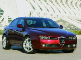 Ver foto 4 de Alfa Romeo 159 2005