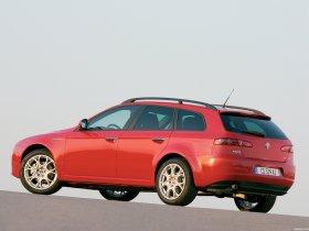 Ver foto 9 de Alfa Romeo 159 Sportwagon 2006