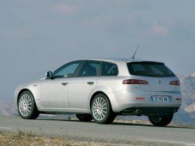 Ver foto 8 de Alfa Romeo 159 Sportwagon 2006