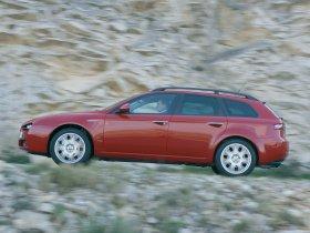 Ver foto 7 de Alfa Romeo 159 Sportwagon 2006