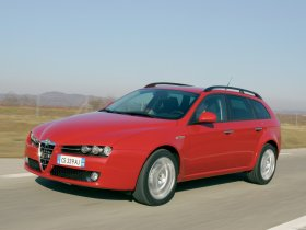 Ver foto 6 de Alfa Romeo 159 Sportwagon 2006