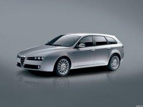 Ver foto 4 de Alfa Romeo 159 Sportwagon 2006