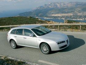 Fotos de Alfa Romeo 159 Sportwagon 2006