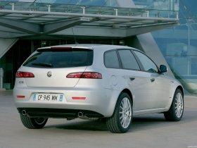 Ver foto 16 de Alfa Romeo 159 Sportwagon 2006