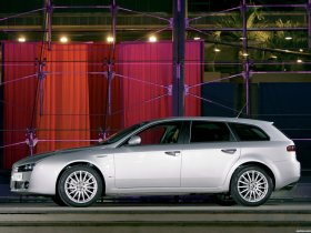 Ver foto 14 de Alfa Romeo 159 Sportwagon 2006