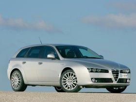 Ver foto 13 de Alfa Romeo 159 Sportwagon 2006