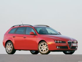 Ver foto 10 de Alfa Romeo 159 Sportwagon 2006
