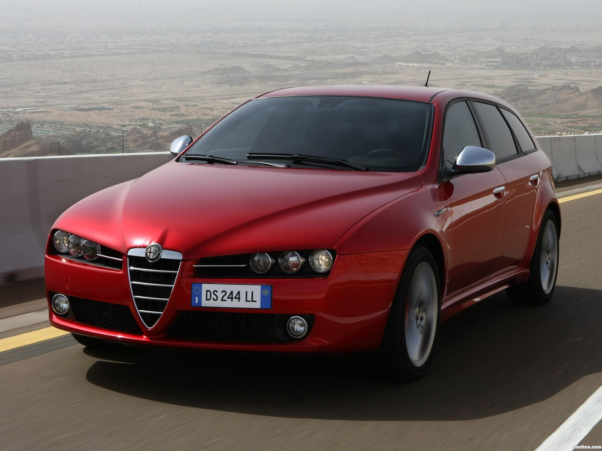 Foto 0 de Alfa Romeo 159 Sportwagon 2009