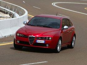 Ver foto 24 de Alfa Romeo 159 Sportwagon 2009