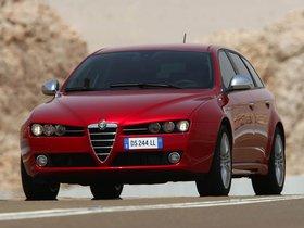 Ver foto 19 de Alfa Romeo 159 Sportwagon 2009