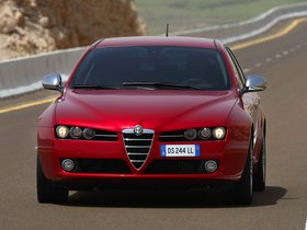 Ver foto 14 de Alfa Romeo 159 Sportwagon 2009