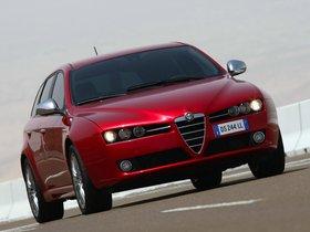 Ver foto 11 de Alfa Romeo 159 Sportwagon 2009