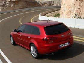 Ver foto 8 de Alfa Romeo 159 Sportwagon 2009