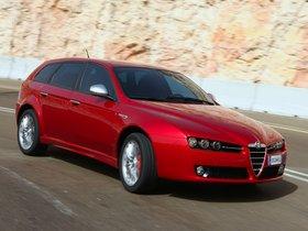 Ver foto 7 de Alfa Romeo 159 Sportwagon 2009