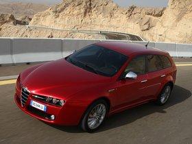 Ver foto 6 de Alfa Romeo 159 Sportwagon 2009