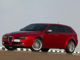 Ver foto 4 de Alfa Romeo 159 Sportwagon 2009