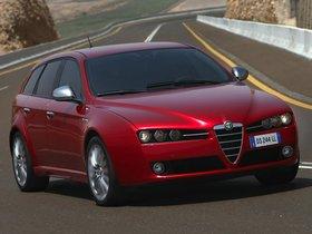 Ver foto 2 de Alfa Romeo 159 Sportwagon 2009