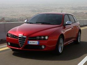 Ver foto 1 de Alfa Romeo 159 Sportwagon 2009