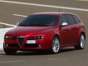 Ver foto 29 de Alfa Romeo 159 Sportwagon 2009