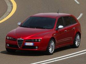 Ver foto 27 de Alfa Romeo 159 Sportwagon 2009