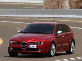 Ver foto 25 de Alfa Romeo 159 Sportwagon 2009